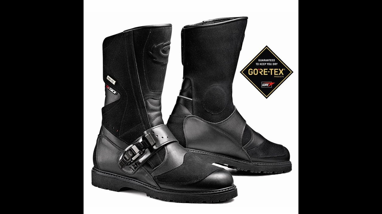 2014 Alpinestars Toucan Gore-Tex Boots Review at RevZilla.com .