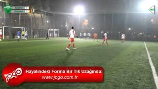 Kavuklar - Suskunlar HD Özet / İZMİR / iddaa Rakipbul Ligi 2015 Açılış Sezonu