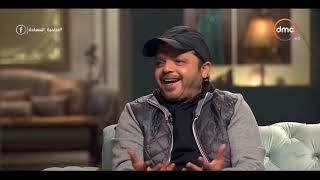 صاحبة السعادة - النجم محمد هنيدي يكشف سبب حبه للمسرح وكواليس أول مسرحية له