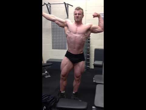 1 week out from UKBFF Stars of Tomorrow - Junior