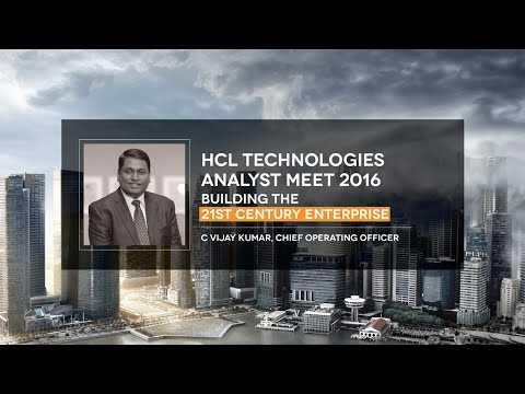 C Vijay Kumar On Building The 21st Century Enterprise