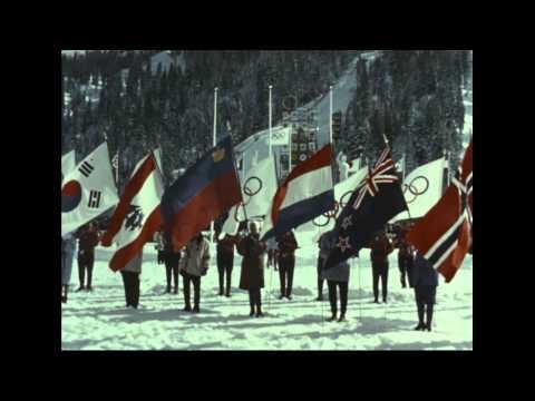 Winter Olympics, 03/22/1961