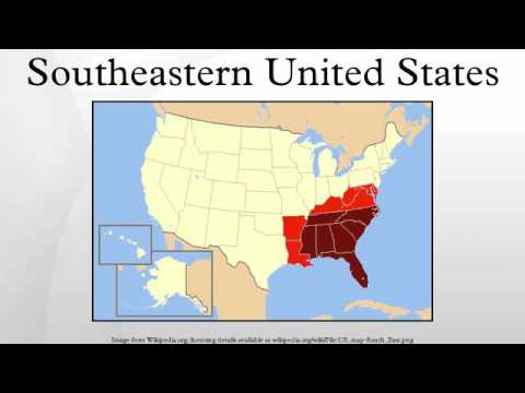 Southeastern United States
