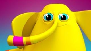 Um Elefante se Equilibrava - Músicas e Canções para Crianças thumbnail