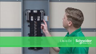 installing lk100an neutral ground lug into qo homeline load centers   schneider electric support