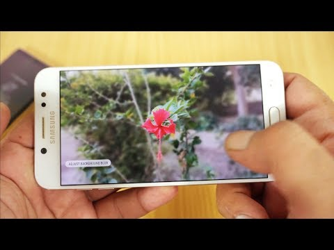 Samsung Galaxy C8 Dual Camera Review [Urdu/Hindi]