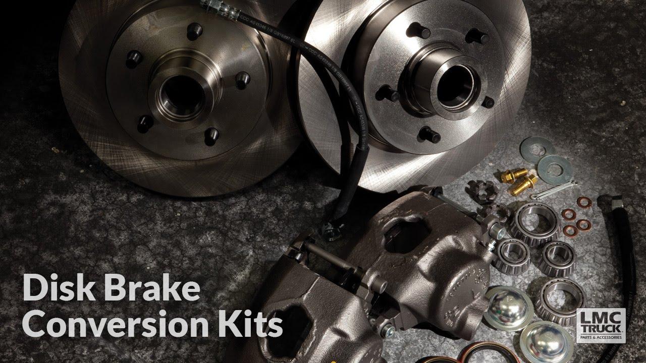 LMC Truck: Disc Brake Conversion Kits
