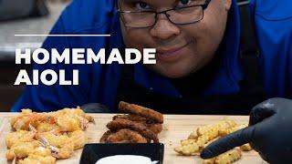 Homemade Aioli: Surprisingly Easy To Make Keto Friendly Recipe