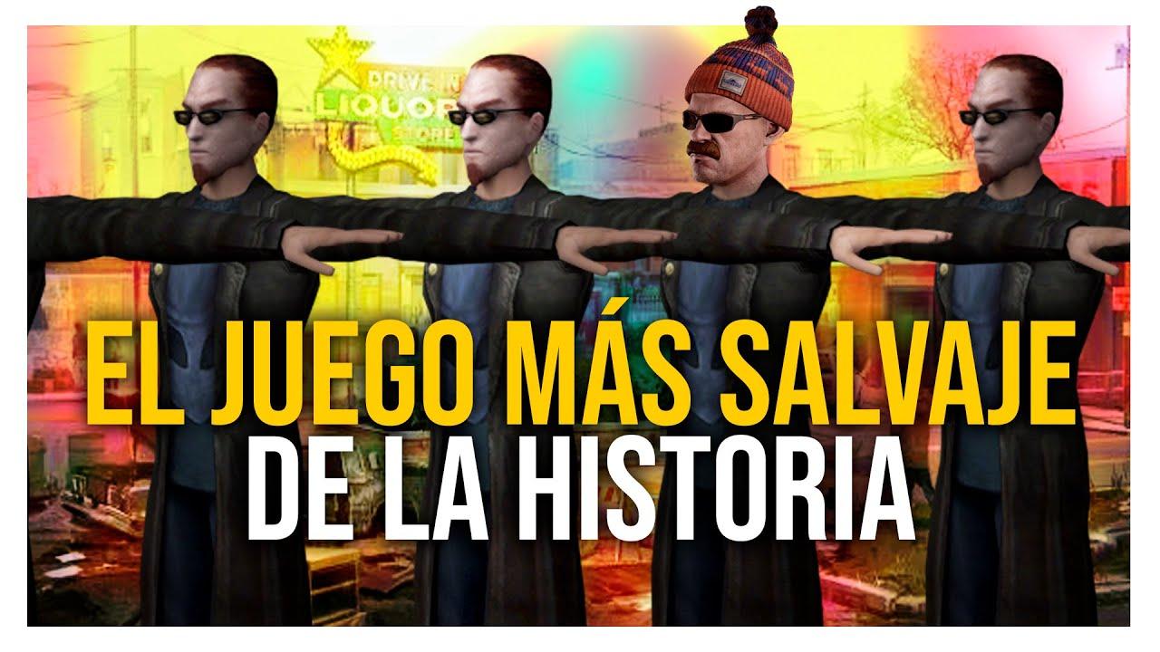 El Juego más SALVAJE de la Historia - Postal 2