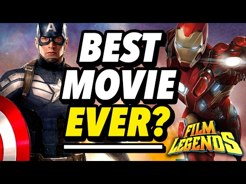 Is Captain America: Civil War the Best Movie Ever?! | Film Legends