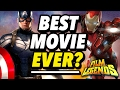 Is Captain America Civil War The Best Movie Ever Film ...