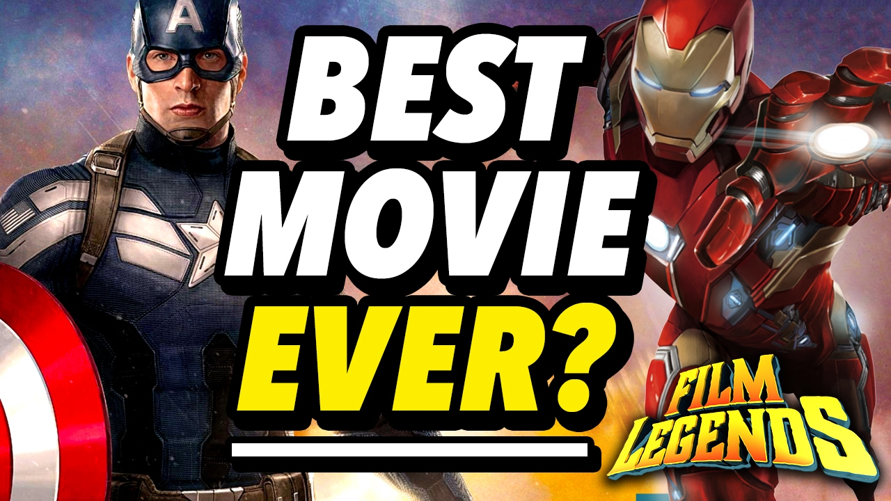 Is Captain America Civil War The Best Movie Ever Film Legends