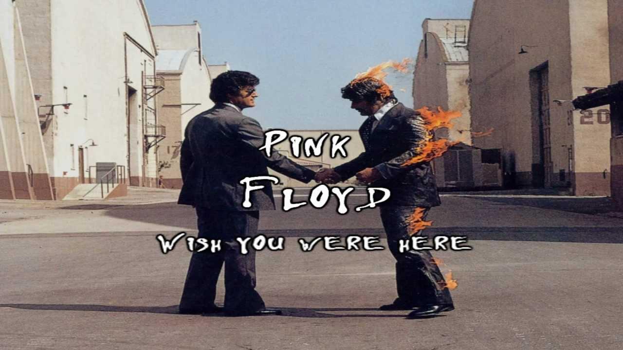 Wish You Were Here Pink Floyd Subttulos InglsEspaol HD YouTube