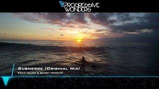 Roald Velden & Sunset Moments - Submerge (Original Mix) [Music Video] [Emergent Shores]