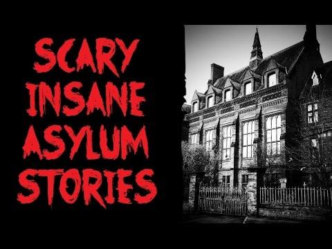 3 Scary Insane Asylum Horror Stories NoSleep Stories  YouTube