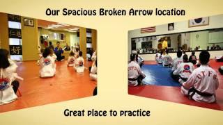 Tulsa Martial Arts - Kang's Tae Kwon Do, Oklahoma