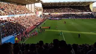 Burnley vs. Southampton