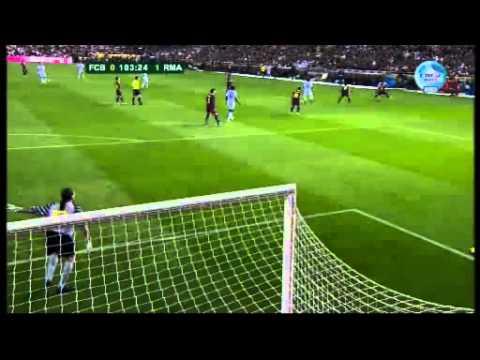 BongDa com vn   Ronaldo chọc thủng lưới Barca  Real đăng quang ngôi vô địch