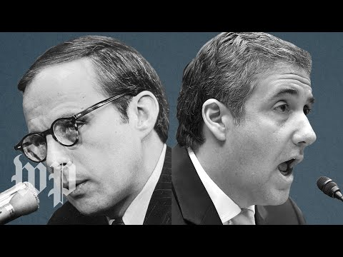 Opinion | Michael Cohen knows 'where the bodies are buried,' much like Nixon's former lawyer