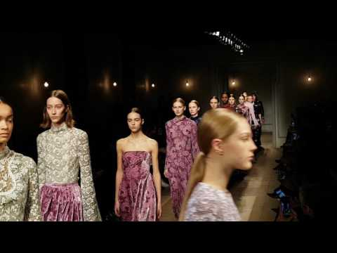 Erdem @ London Fashion Week February 2017