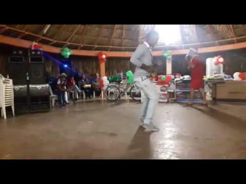 Bailadores de salsa en cartagena