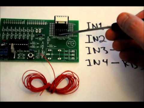 The Three Sensor Solar Tracker DIY Electronics Kit - Electronic Theory & Assembly