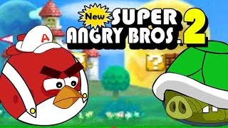 New super angry bros 2