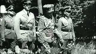 Генералы Гитлера. Канарис. Заговорщик (ч-2)