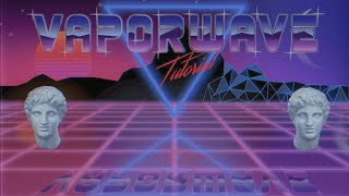 How to v a p o r w a v e (making a MACIΝTOSH PLUS/Chuck Person Style track in Ableton)