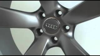 видео Диск AUDI ROTOR GMF