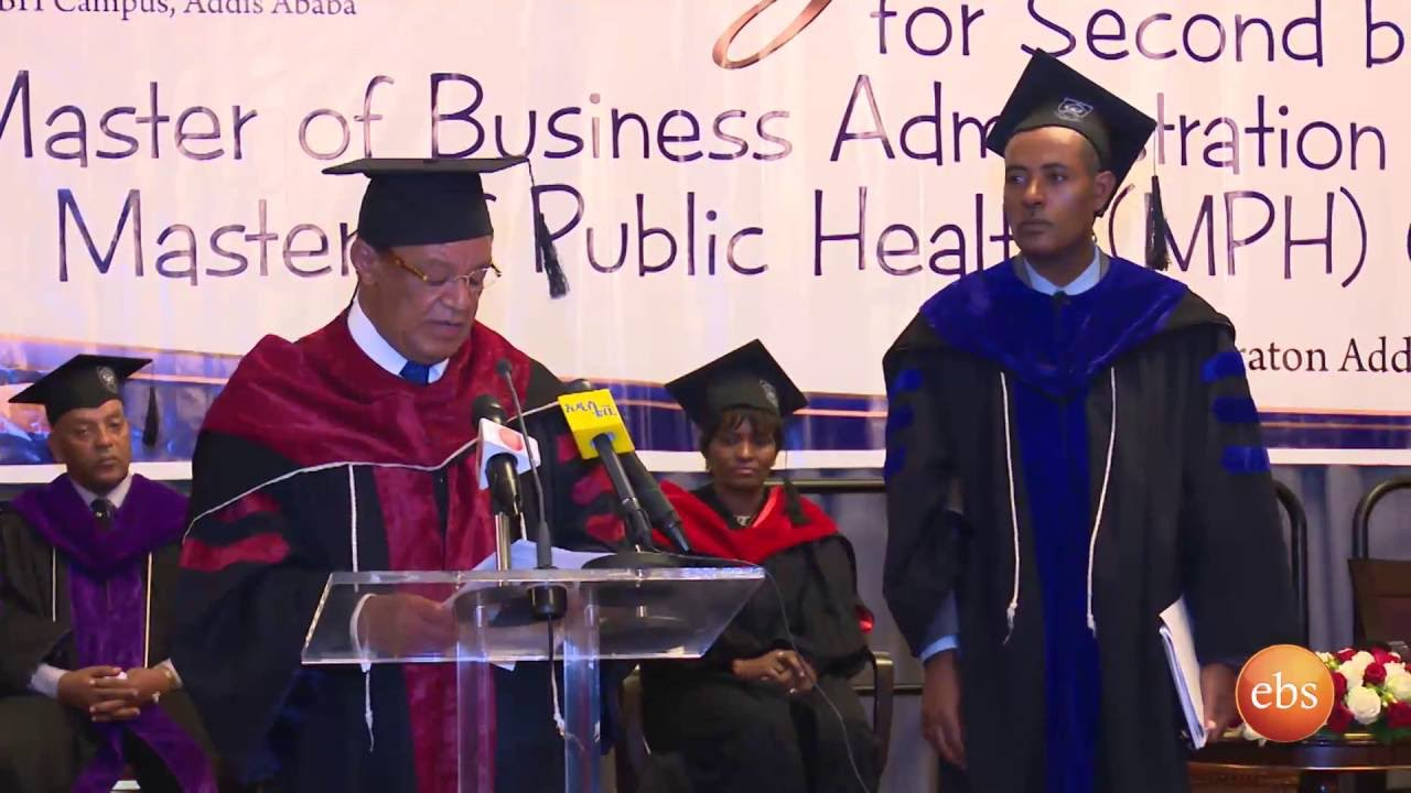 What's New : Jimma University Graduation Ceremony