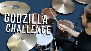 GODZILLA - Eminem ft. Juice WRLD | DRUM COVER
