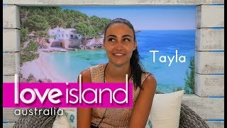 Tayla doesn't get the 'fanny flutter' with Josh | Love Island Australia 2018