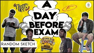 A Day Before Exam | NYK | #17