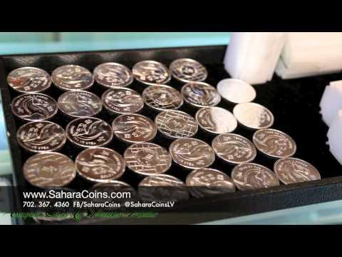 100 oz Silver Bullion | Silver For Sale | Sahara Coins Las Vegas