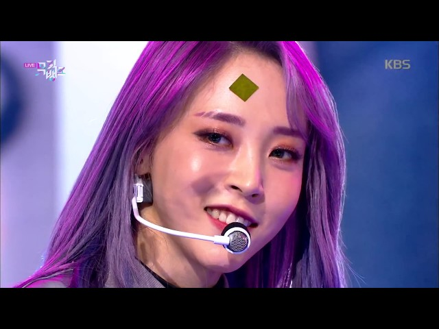 HIP - 마마무(MAMAMOO) [뮤직뱅크 Music Bank] 20191115