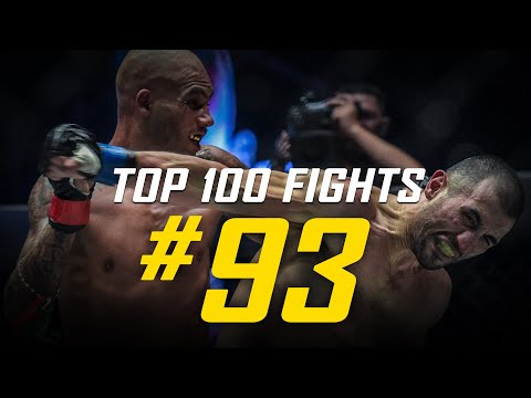 Samy Sana vs. Armen Petrosyan   ONE Championship's Top 100 Fights   #93
