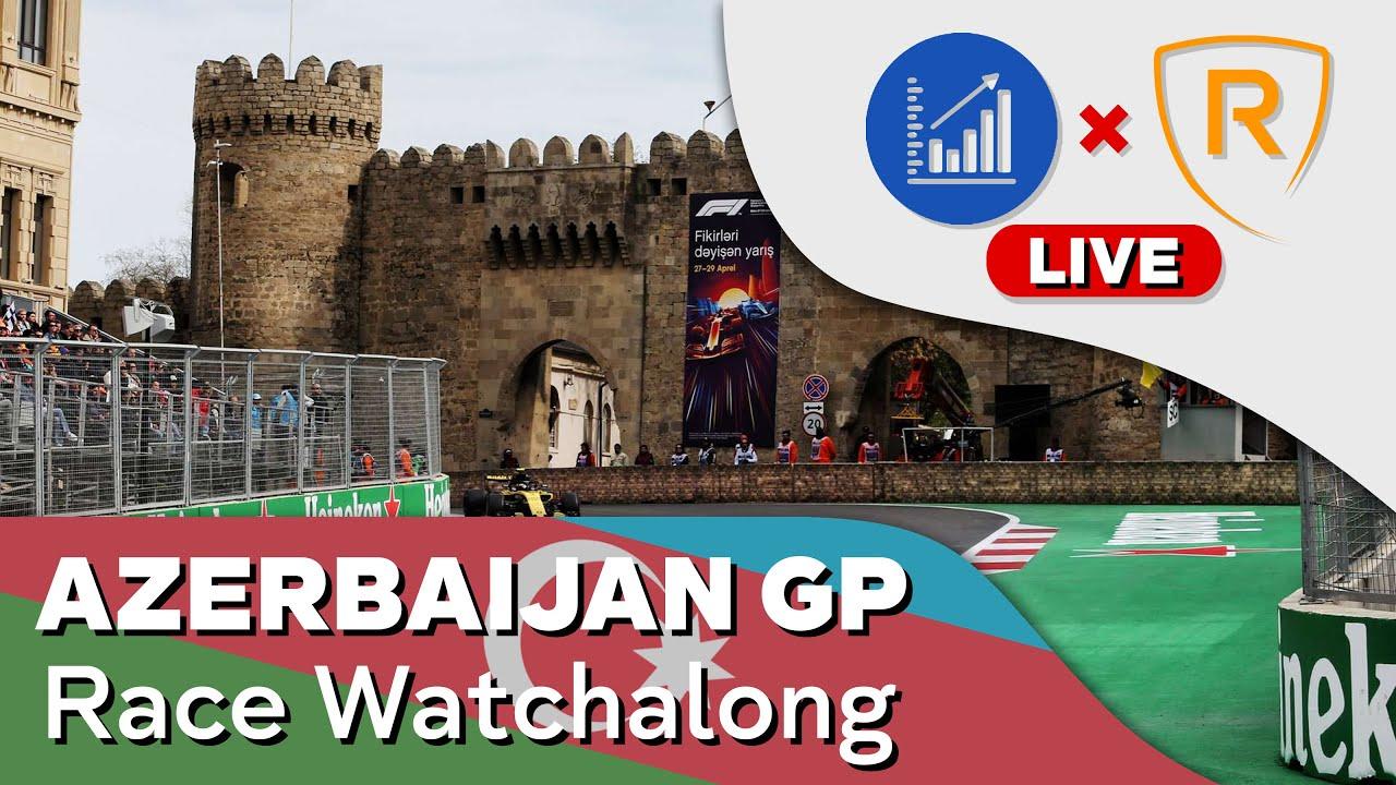Azerbaijan Grand Prix: F1  live!