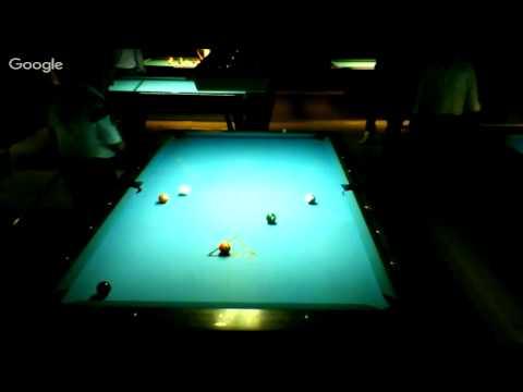 SCP vs SLB - 1ª Jornada Pool - FPBilhar 2015/2016