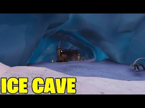 Fortnite Season 7 Map Changes.Secret Ice Cave,New Islands