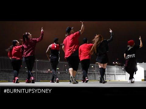 #ThatsHowSydneyBURNITUP | Janet Jackson (feat. Missy Elliott) #ThatsHowIBurnItUp