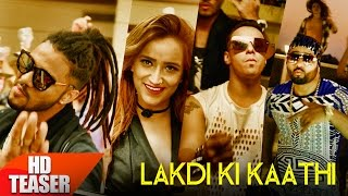 Teaser  Lakdi Ki Kaathi  Harshit Tomar  Jsl  Full Song Coming Soon  Speed Records