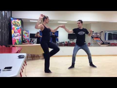 Jacqueline Joyner & Joe Romeo WCS Practice