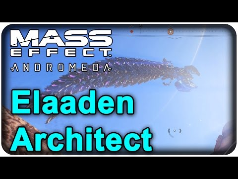 Elaaden Architect Boss Fight - Insanity Difficulty - Mass Effect: Andromeda - TTB