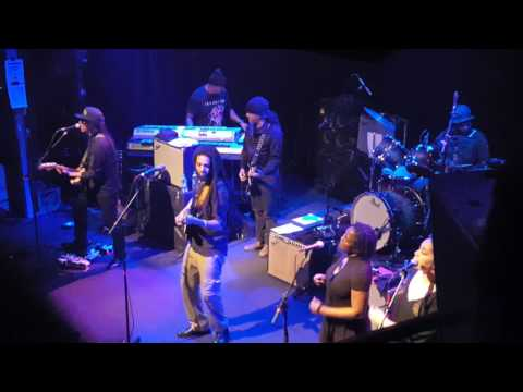 The Wailers-Wait in Vain at Gothic Theatre Englewood,Colorado 1/26/17