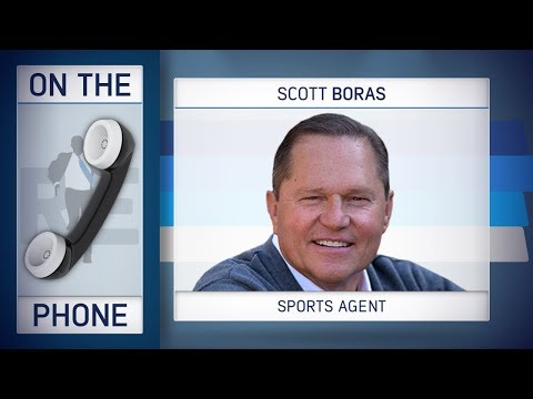 Agent Scott Boras Talks Bryce Harper, Machado & More w/Rich Eisen | Full Interview | 11/27/18