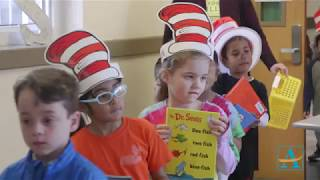 Read Across America Day at Garden Hills