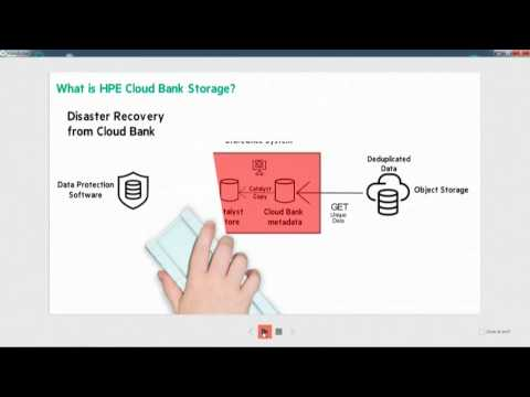 HPE Cloud Bank Introduction and Demo