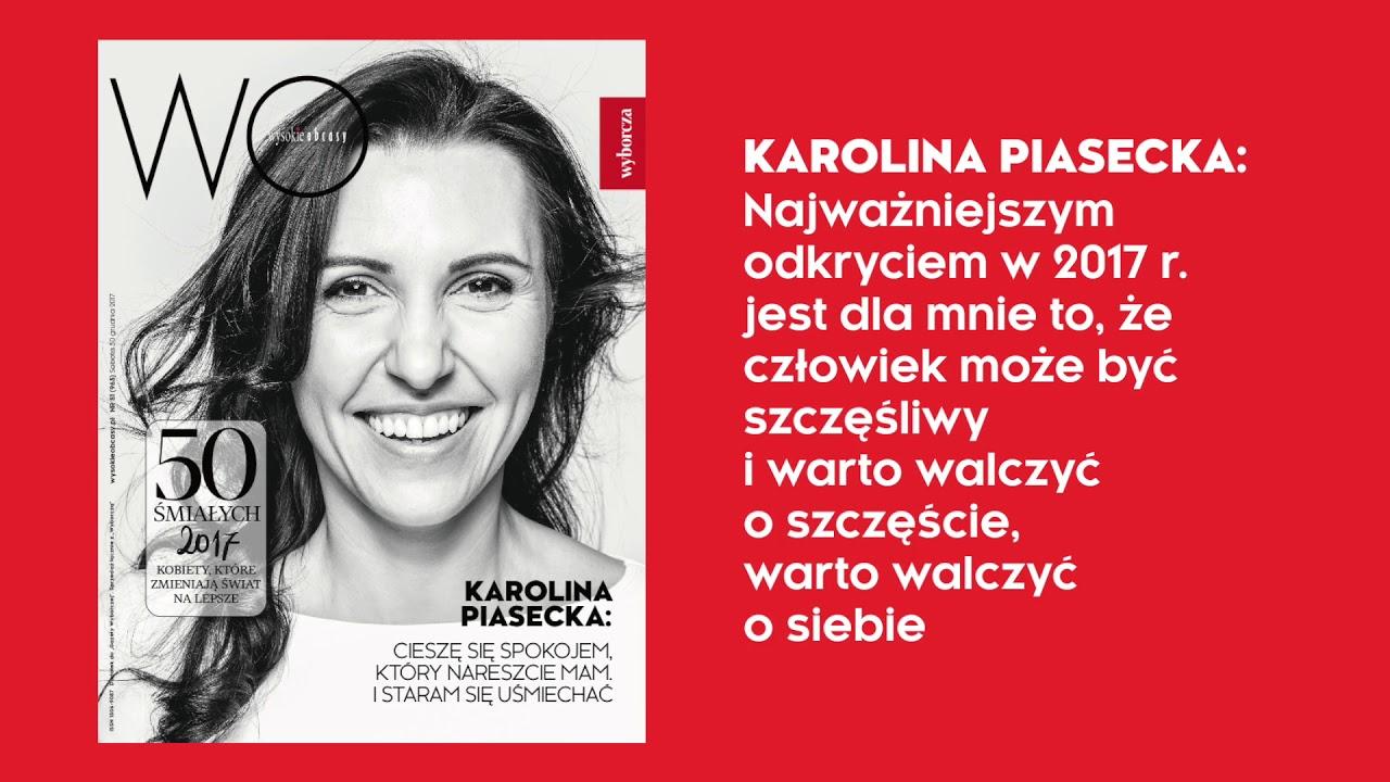 """50 śmiałych Polek i 5 różnych okładek """"Wysokich Obcasów"""" – w sobotę 30 grudnia z """"Gazetą Wyborczą"""""""