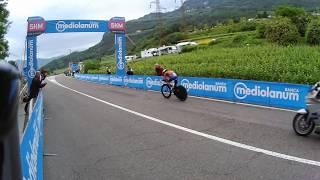 Domenico Pozzovivo Giro d'Italia 2018 stage 16 ITT